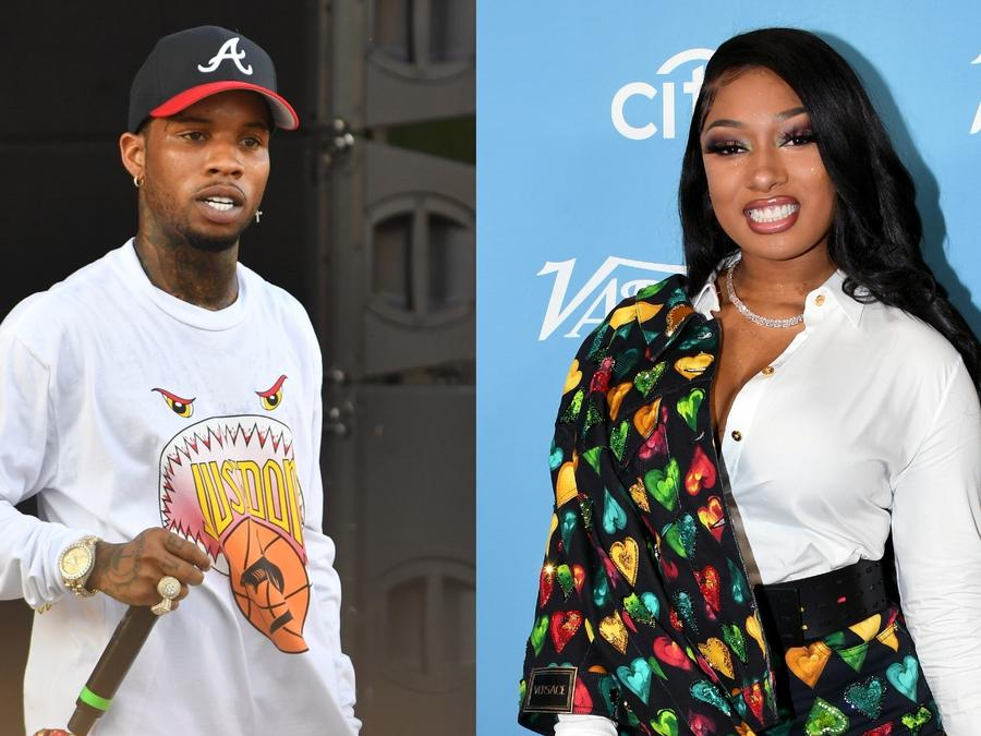 Tory Lanez y Megan Thee Stallion
