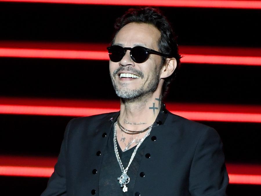 Marc Antonhy en concierto en Las Vegas 2019