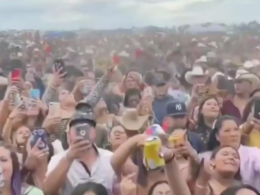 Concierto masivo Colorado