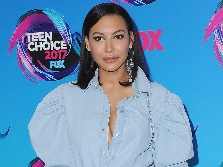 Naya Rivera en Teen Choice Awards 2017 en Los Ángeles