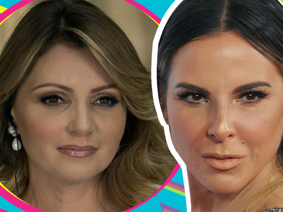 Kate del Castillo vs Angélica Rivera