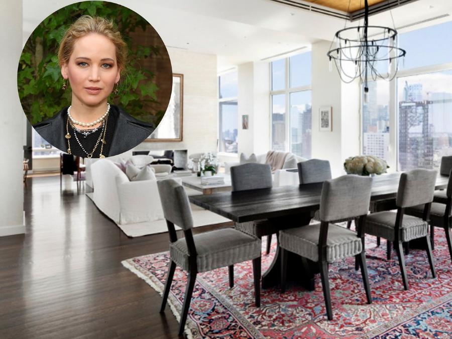Penthouse de Jennifer Lawrence