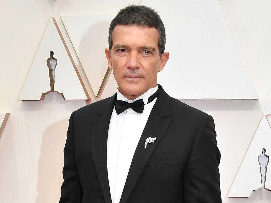 Antonio Banderas en los premios Oscar 2020