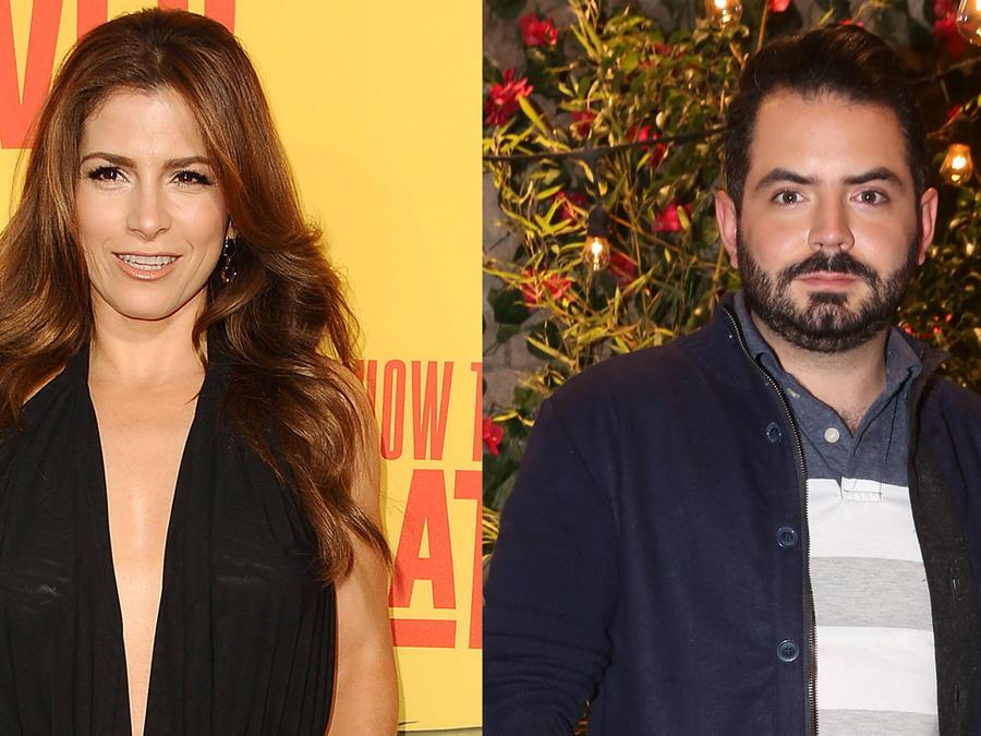 Alessandra Rosaldo y José Eduardo Derbez