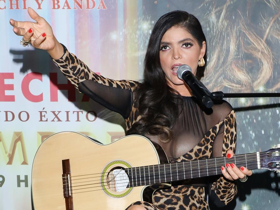 Ana Bárbara presenta Mi Revancha Tour