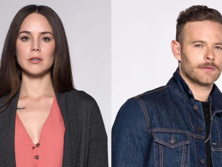 Camila Sodi y Luis Ernesto Franco en Falsa Identidad 2