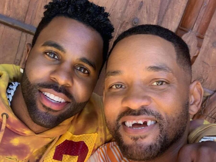 Will Smith y Jason Derulo