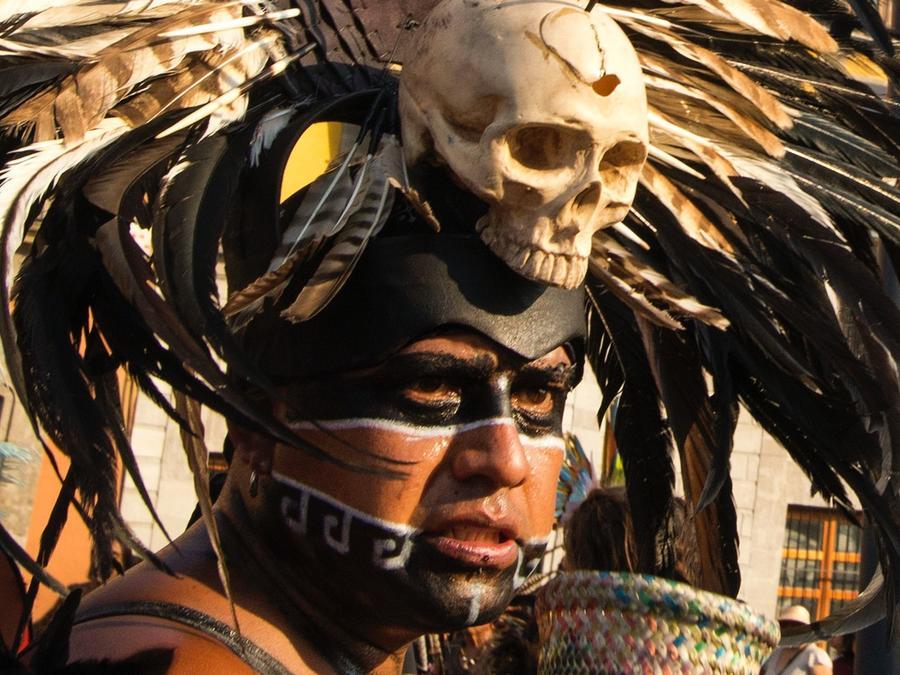 Mexicas y aztecas