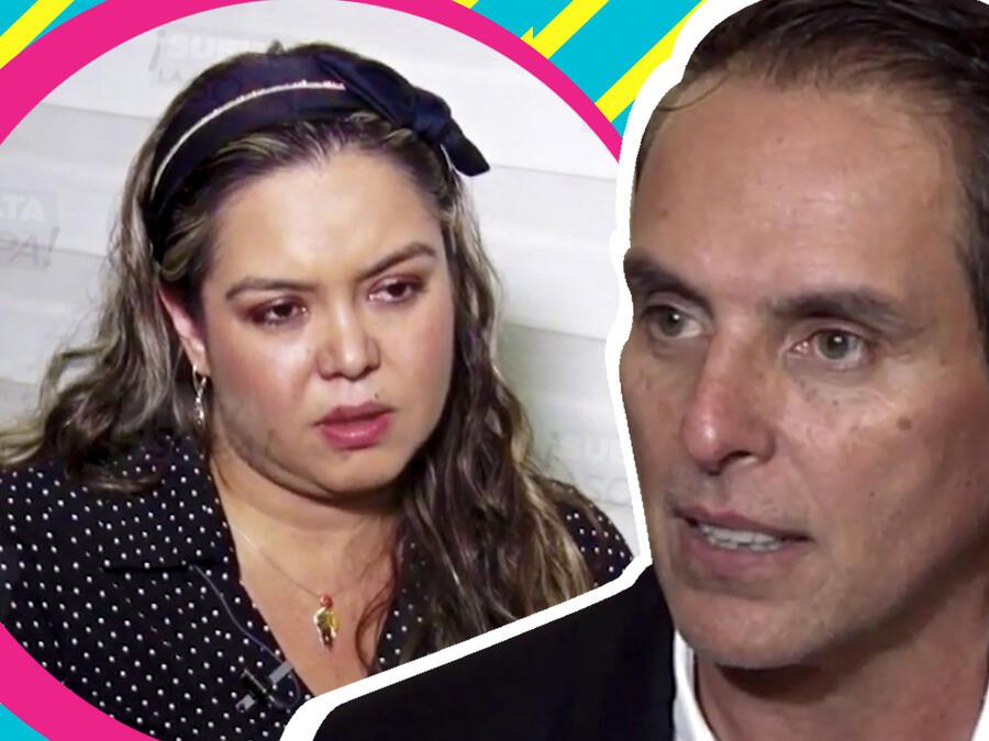 Xavier Ortiz supuesta amenaza Carissa de León