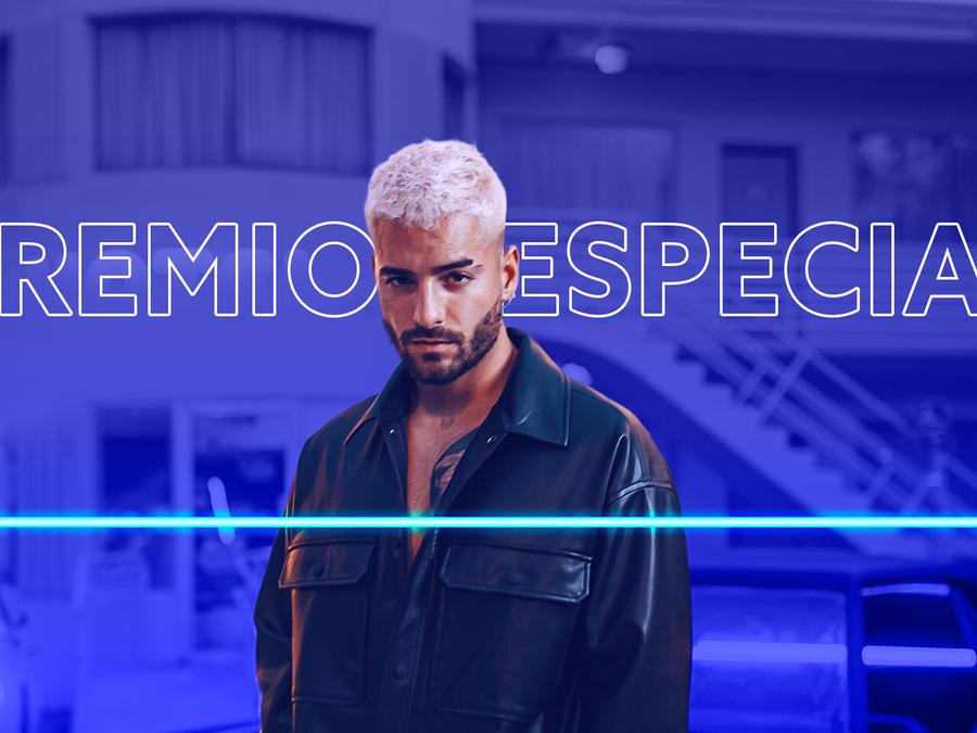 Maluma será honrado con el Premio Billboard Espíritu de la Esperanza