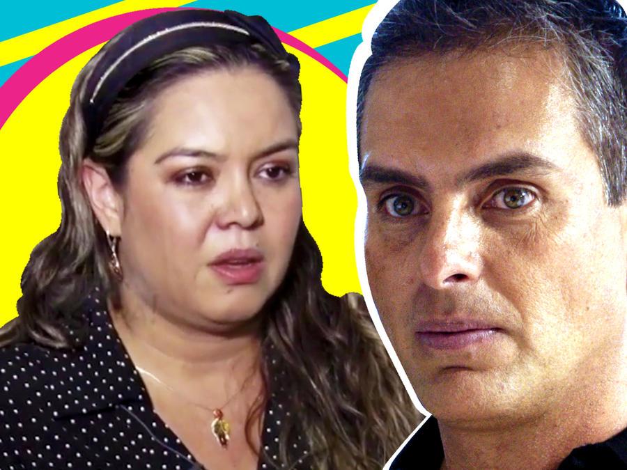 Ex de Xavier Ortiz responde a posible culpa de su muerte