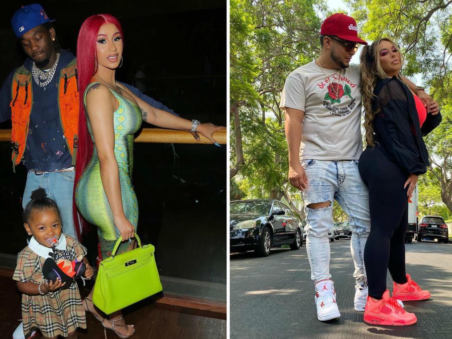 Cardi B y Chiquis Rivera se divorcian