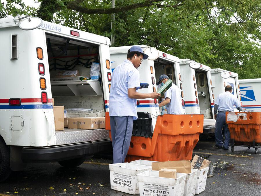 Servicio Postal de EE.UU.