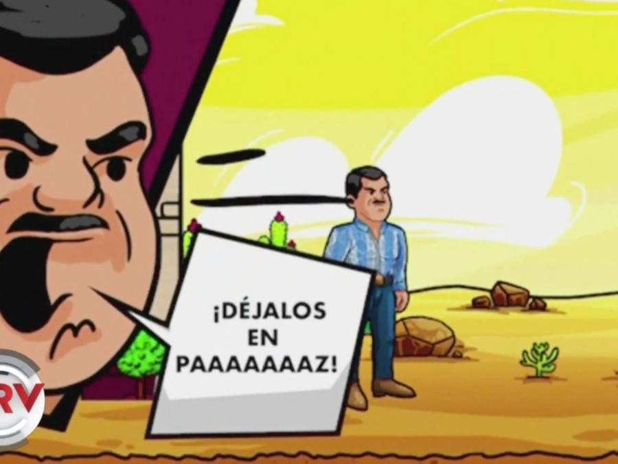 Chapo Guzmán the game