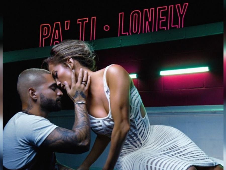 Jennifer Lopez y Maluma estrenan 'Pa' Ti + Lonely'