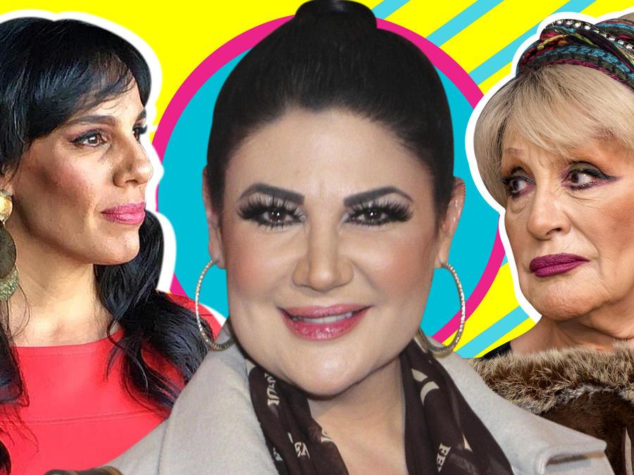 Alejandra Ávalos vs Anel Noreña y Marysol Sosa