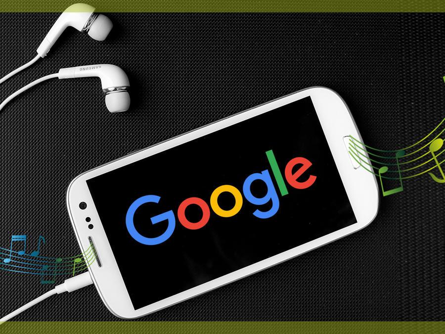 Herramienta de google para traraer canciones y encontrarlas