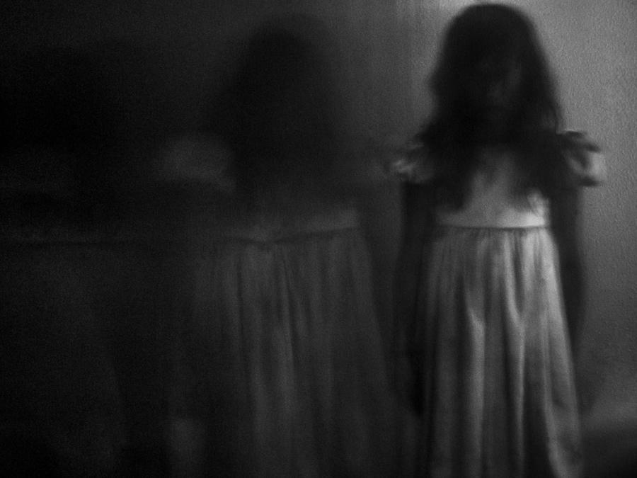 Niños fantasma