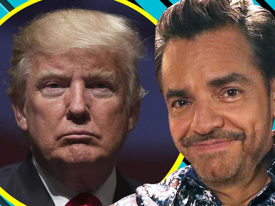 Eugenio Derbez vs Donald Trump
