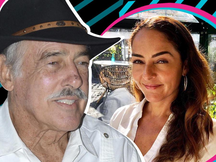 Andrés García hija Anrea García