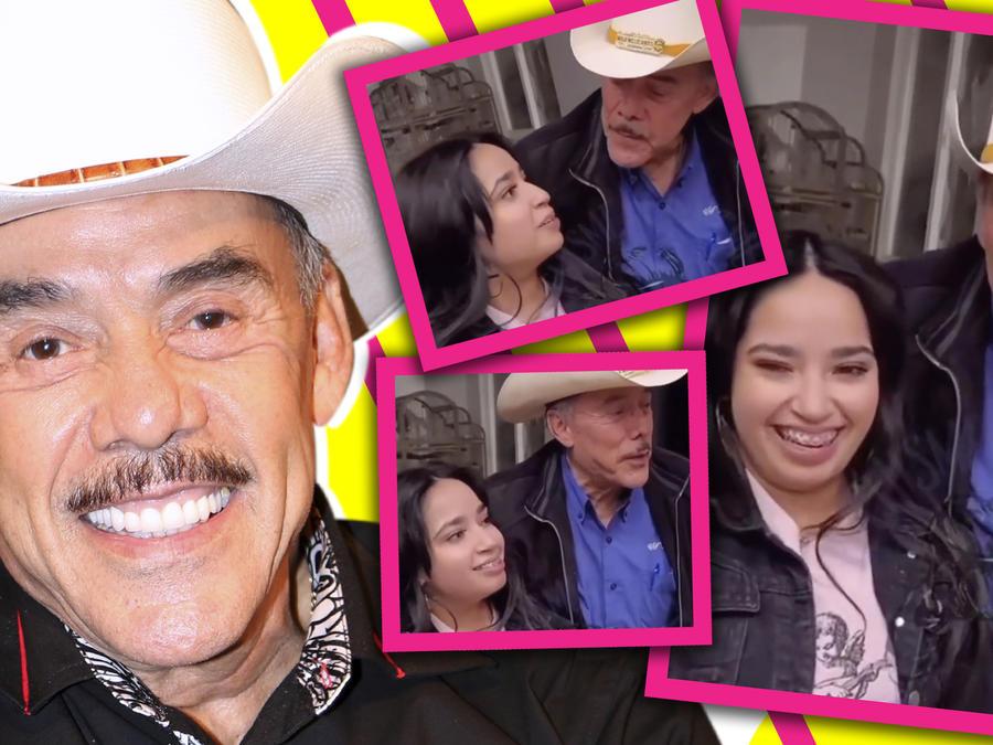 Don Pedro Rivera olvida el nombre de Lupita