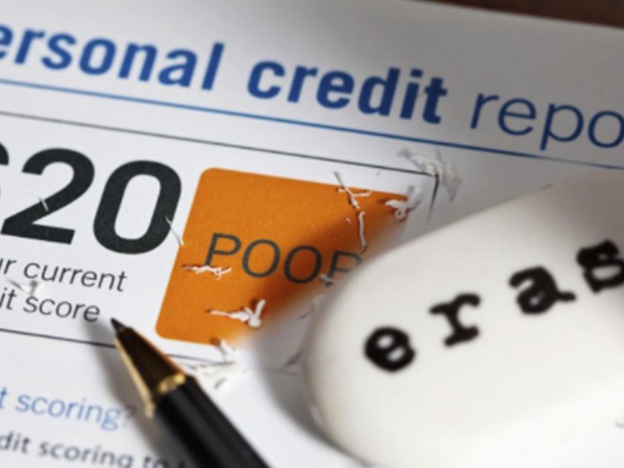 Fraudes en reparación de crédito