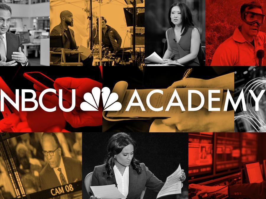NBCU Academy es un programa de capacitación en periodismo multiplataforma, orientado a apoyar a estudiantes universitarios subrepresentados en medios de comunicación, como hispanos y negros.