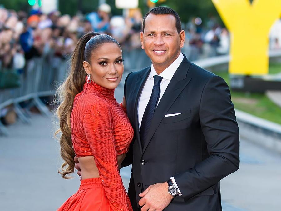 Jennifer Lopez y Alex Rodriguez, CFDA Fashion Awards 2019