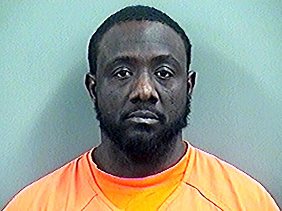 Lawrence Paul Anderson, acusado de asesinar a tres personas en febrero de 2021.