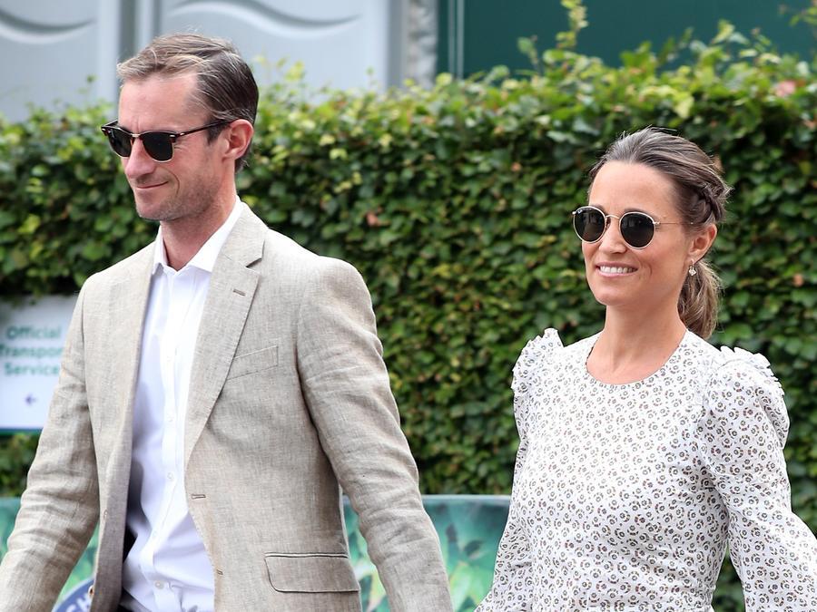 Pippa Middleton y James Matthews