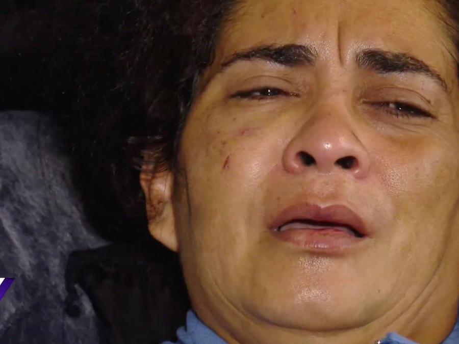 Madre pierde a hija en accidente de California
