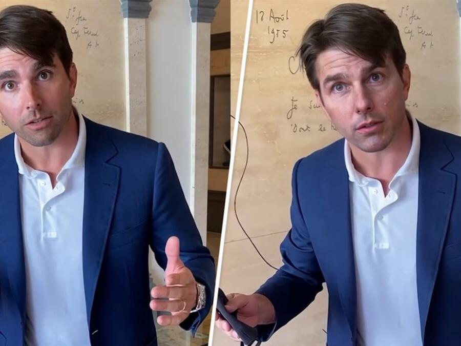 Para los videos se utilizó una combinación de efectos visuales y software de edición para hacer que Miles Fisher se viera casi idéntico a Tom Cruise.