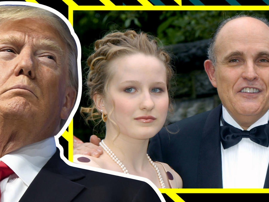 """Hija del ex abogado de Trump: """"Los tríos me hacen una mejor persona"""""""