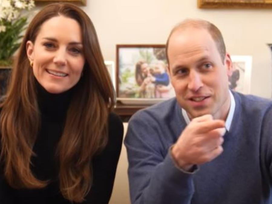 El príncipe William y Kate Middleton son oficialmente YouTubers