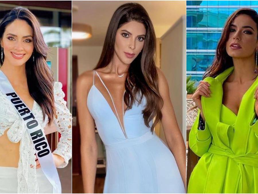 candidatas latinas a Miss Universo 2021, 69na. edición