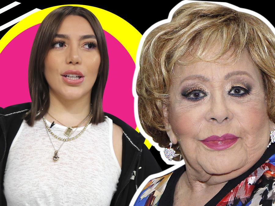 Frida Sofía señala quién está detrás de su abuela y lo acusa de manipulador