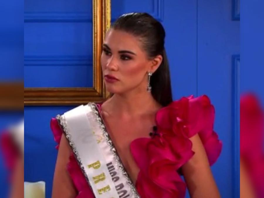 Lenka Nemer, Miss Bolivia 2020, candidata a Miss Universo 2021, 69na. edición