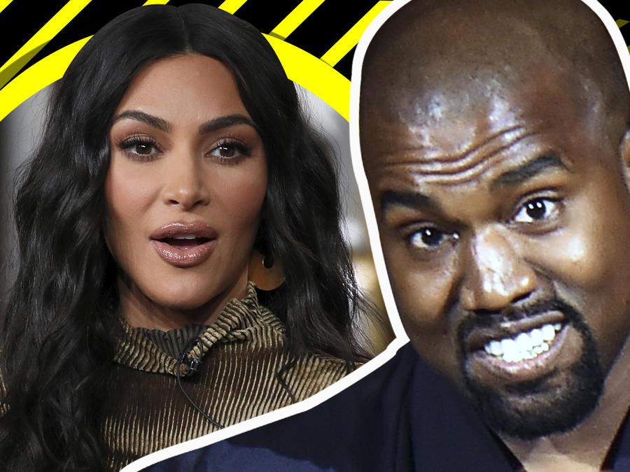 Kanye West: Dicen que habla pestes de su matrimonio con Kim Kardashian
