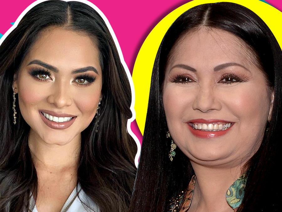 Andrea Meza: Aseguran que la Miss Universo es hija de Ana Gabriel