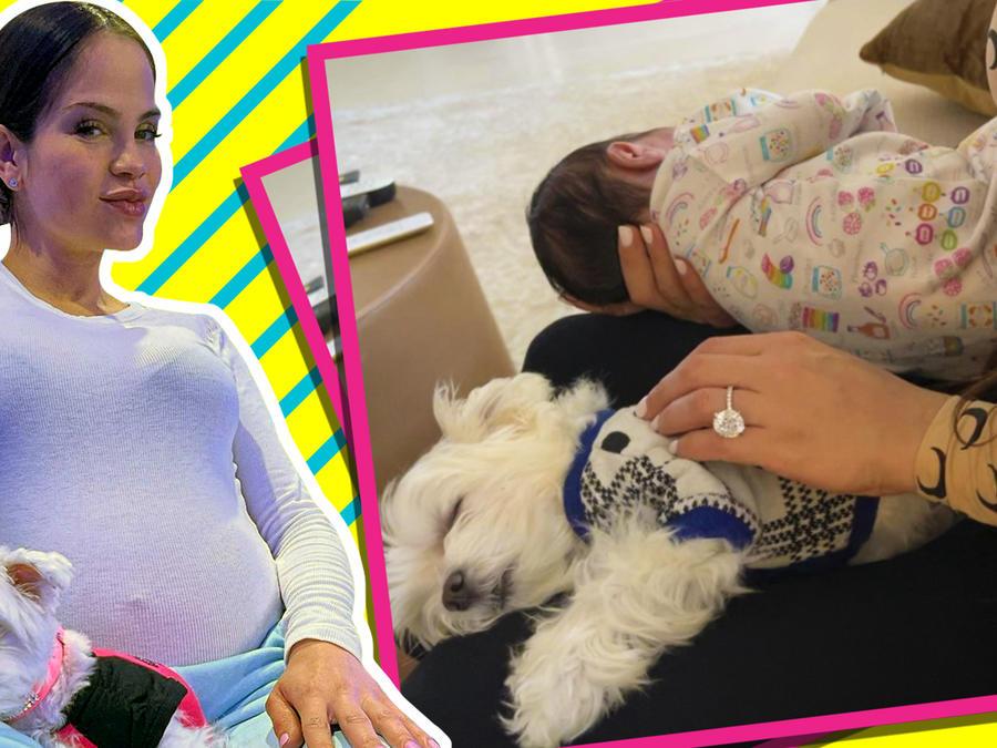 Natti Natasha preocupa por lo que hace con su bebé y se desata la polémica