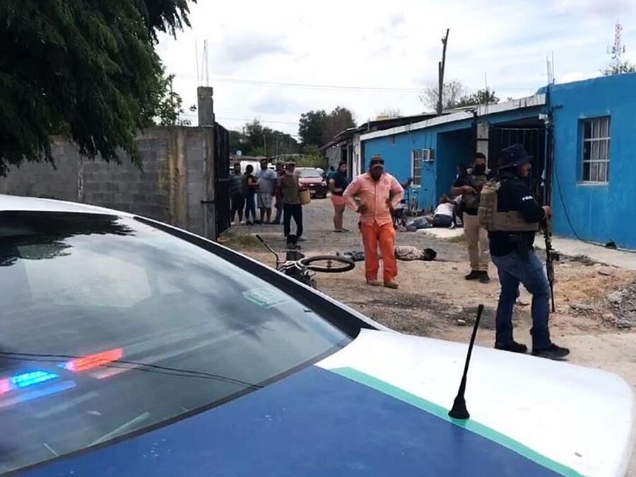 Al menos 15 muertos en jornada violenta en la frontera mexicana de Reynosa