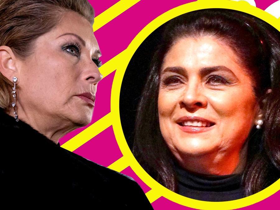 Victoria Ruffo reveló que le tiene resentimiento a Leticia Calderón