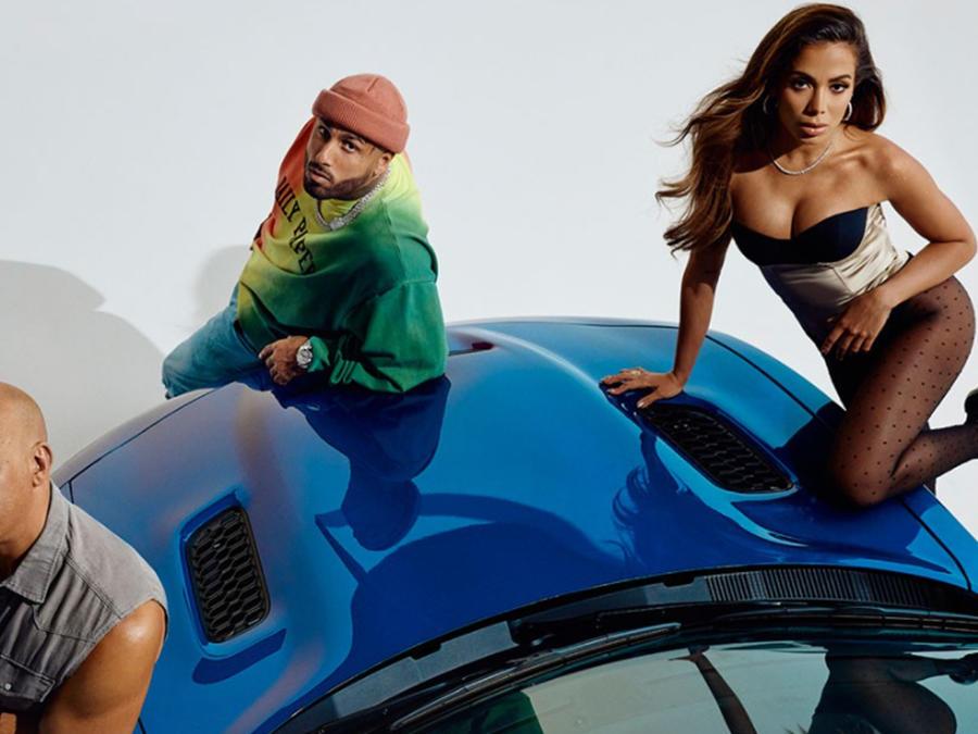 Vin Diesl, Nick Jam y Anitta en portada de revista Billboard.