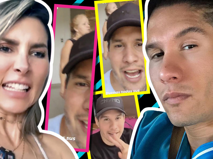 Chyno Miranda: Sale a luz video de él y con madre en Venezuela y causa confusión