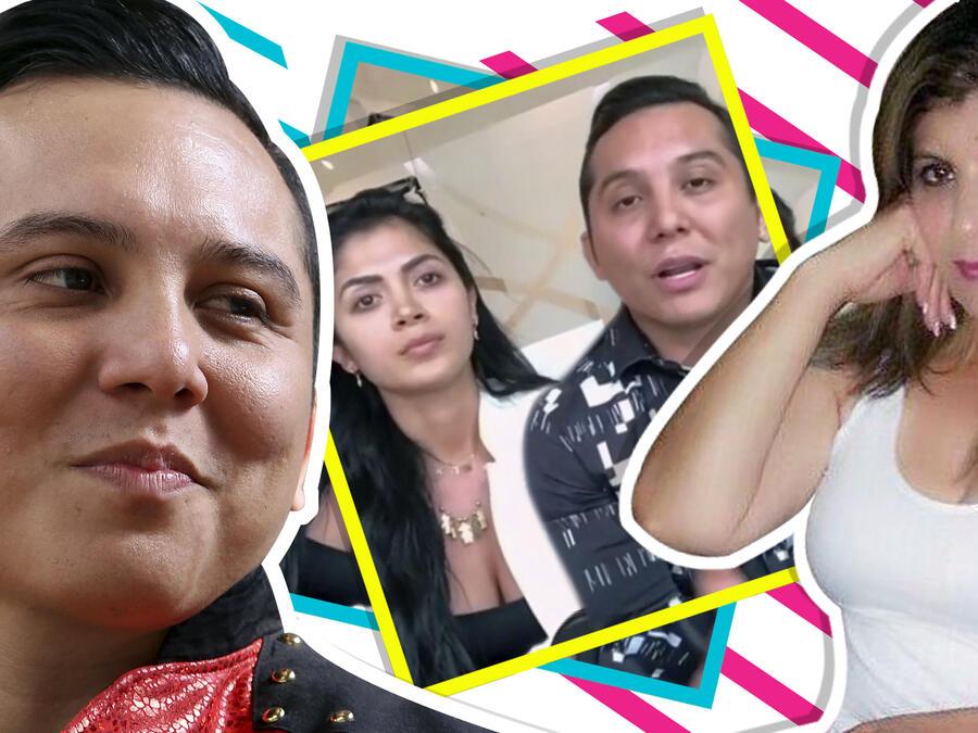 Edwin Luna culpa a la madre de Kimberly Flores de desatar este Apocalipsis