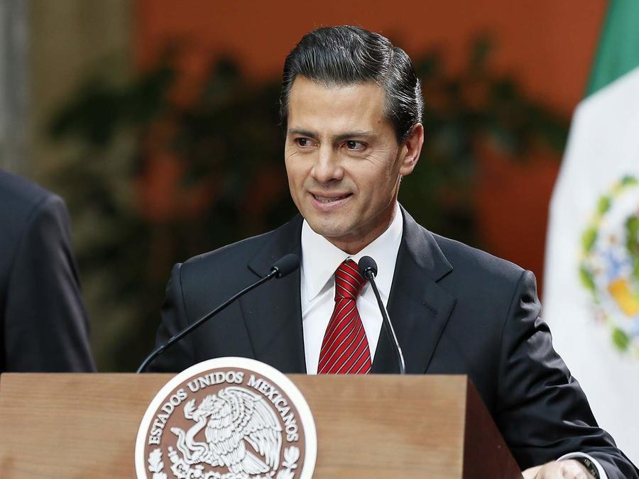 Mensaje de Enrique Pena Nieto