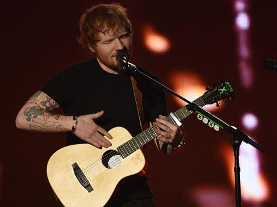 Ed Sheeran Latin Billboards
