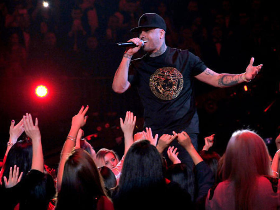 Nicky Jam Latin Billboards