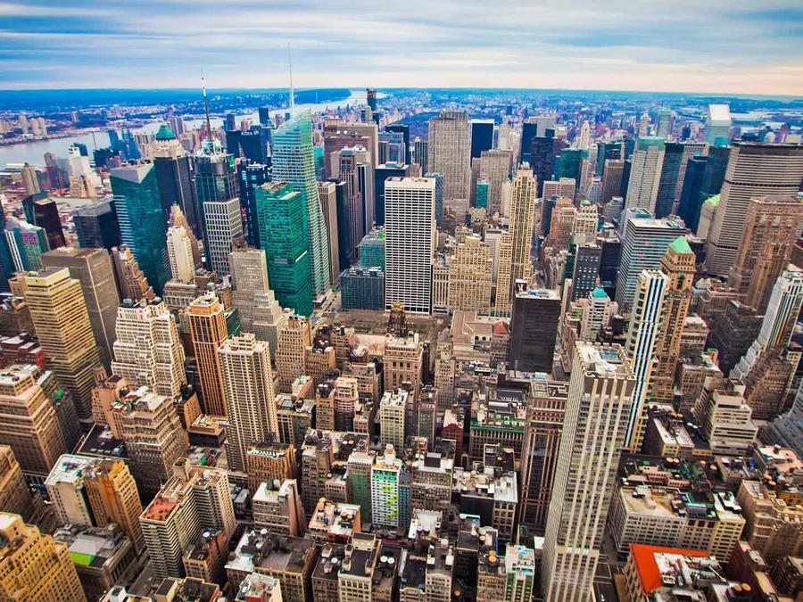 edificios manhattan new york