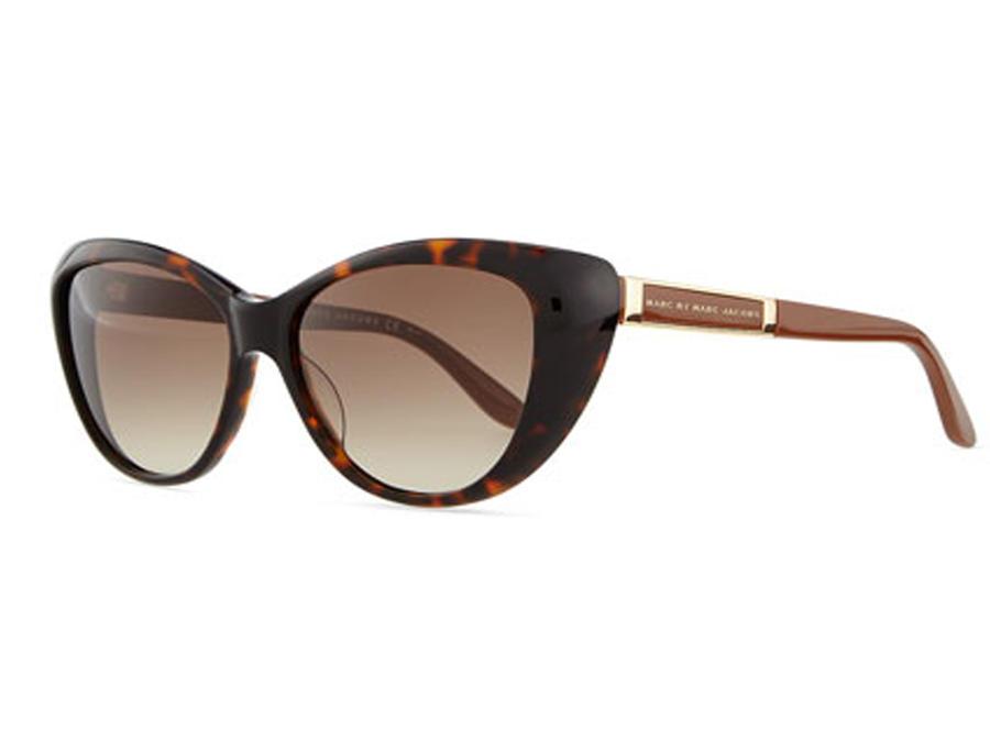 Gafas de sol de mujer color marrón